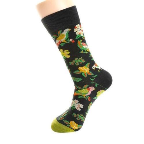 Forest Theme Socks 5-Pack