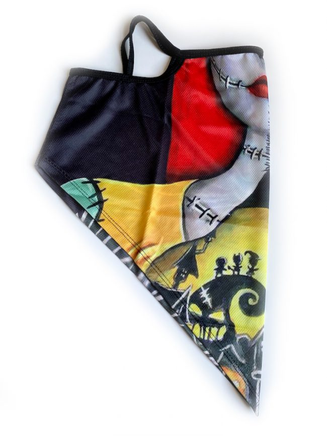 Jack and Sally Face Mask/Neck Gaiters