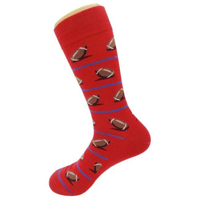 Football Themed Socks