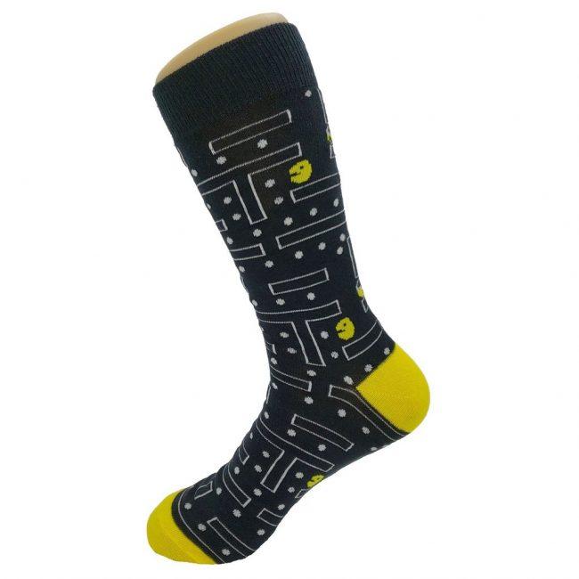 Pac-Man Game Socks